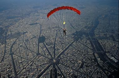 parachutisme a paris